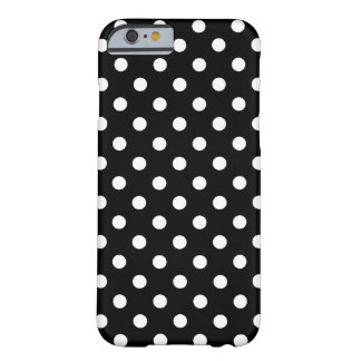 Zwart-witte iPhone 6 van de Stip Hoesje