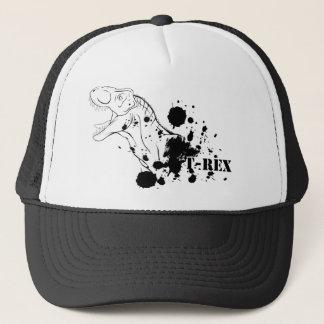 (Zwart-witte) t-Rex Trucker Pet