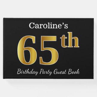 Zwarte, de Gouden 65ste Partij van de Verjaardag