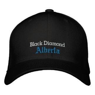 Zwarte Diamant, Pet (Alberta) Geborduurde Pet