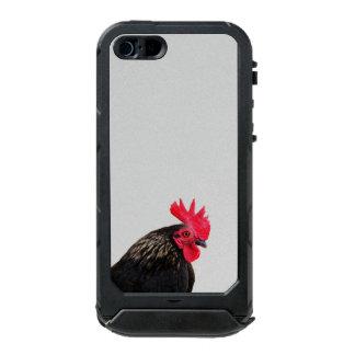 Zwarte Haan Incipio ATLAS ID™ iPhone 5 Hoesje