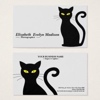 zwarte kat 843 visitekaartjes