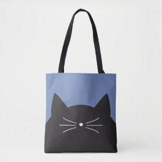 Zwarte Kat, Bakkebaarden en Staart Draagtas