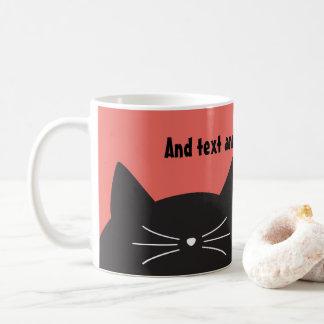 Zwarte Kat, Bakkebaarden en Staart Koffiemok