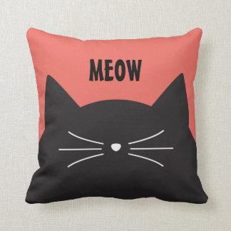 Zwarte Kat, Bakkebaarden en Staart Sierkussen