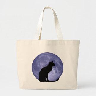 Zwarte Kat, Blauwe Maan Grote Draagtas