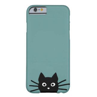 Zwarte Kat op Blauw (de Kleur is Klantgericht)