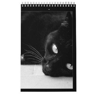 Zwarte Katten Kalender