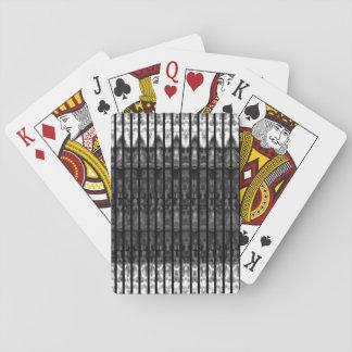 Zwarte n Witte Speelkaarten