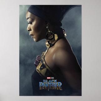 Zwarte Panter   Karakter Ramonda Poster