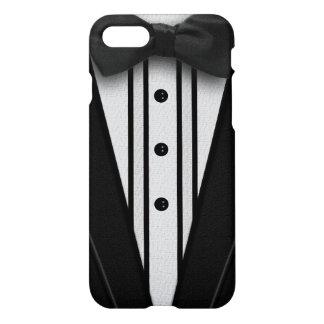 Zwarte Smoking met Vlinderdas iPhone 8/7 Hoesje