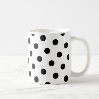 Zwarte Stippen Koffiemok