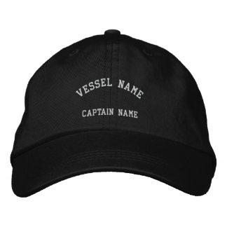 Zwarte van het Pet van kapiteins de Schip Pet 0