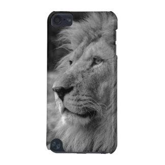 Zwarte & Witte Leeuw - Wild Dier iPod Touch 5G Hoesje