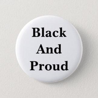 Zwarte woorden op een witte achtergrond--de manier ronde button 5,7 cm