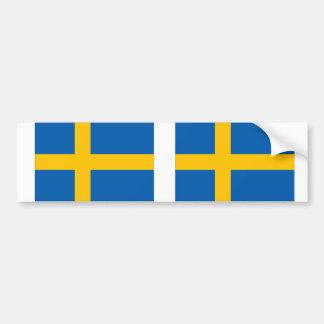 Zweden Bumpersticker