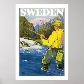 Zweden Poster