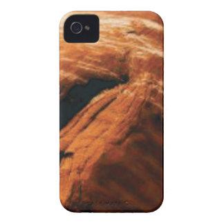 zwellende rode rots iPhone 4 hoesje