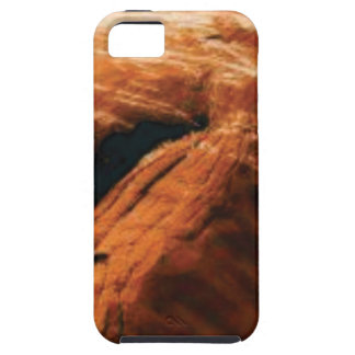 zwellende rode rots tough iPhone 5 hoesje