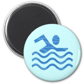 Zwem de Magneten van de Magneet van Golven