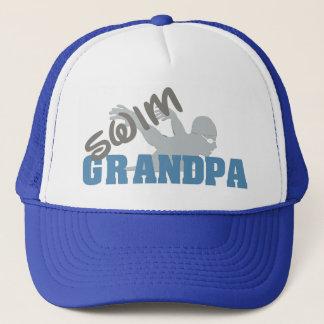Zwem het Pet van de Opa