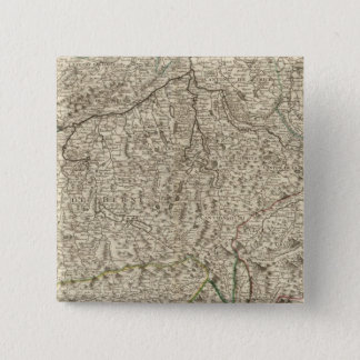 Zwitserland 20 vierkante button 5,1 cm