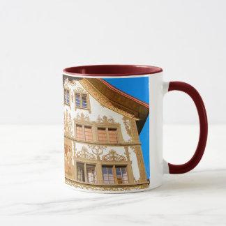Zwitserland, Geschilderd huis Mok