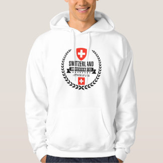 Zwitserland Hoodie