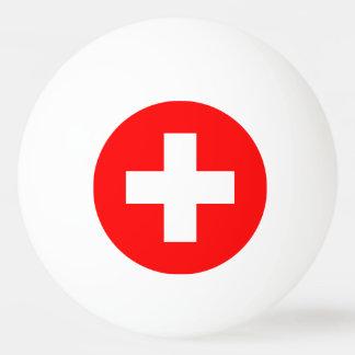 Zwitserland Pingpongbal