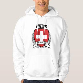 Zwitsers Hoodie