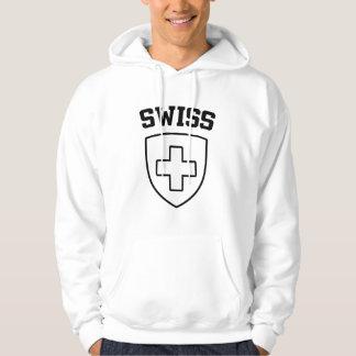Zwitsers Symbool Hoodie