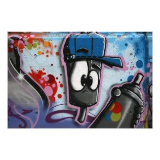 Zwitserse Graffiti Foto