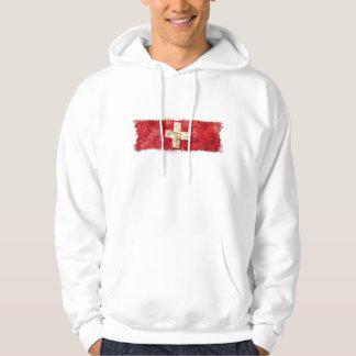 Zwitserse Vlag Hoodie