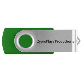 ZyproPlays 16 de Aandrijving van GB USB Swivel USB 2.0 Stick